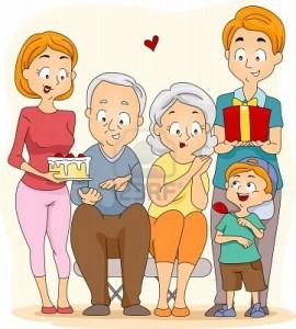 9991457-ilustracion-de-una-familia-que-se-celebra-el-dia-de-los-abuelos